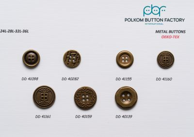 Polkom Metal Buttons 01