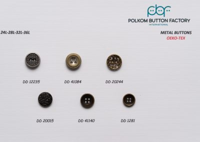 Polkom Metal Buttons 02