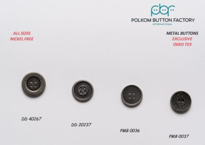 Polkom Metal Buttons 06