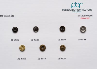 Polkom Metal Buttons 13