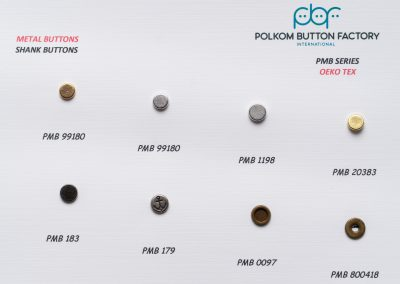 Polkom Metal Buttons 17
