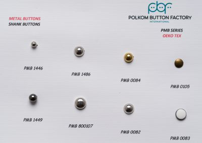 Polkom Metal Buttons 19