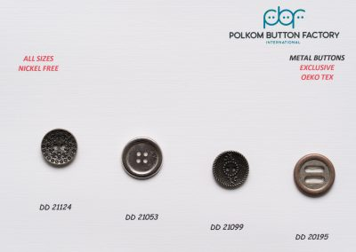 Polkom Metal Buttons 23