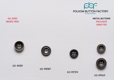 Polkom Metal Buttons 27