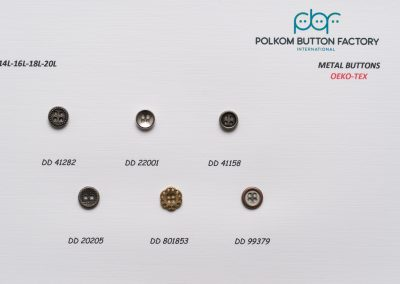 Polkom Metal Buttons 29