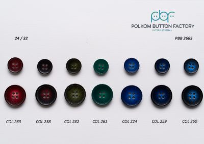 Polkom Polyester Buttons 003
