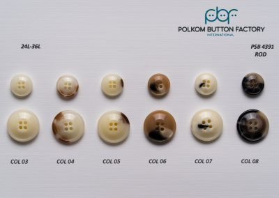 Polkom Polyester Buttons 006