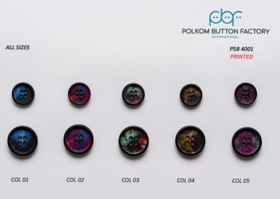Polkom Polyester Buttons 009