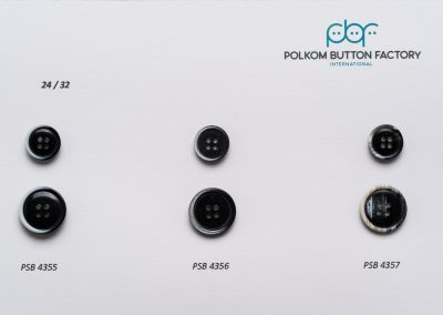 Polkom Polyester Buttons 013