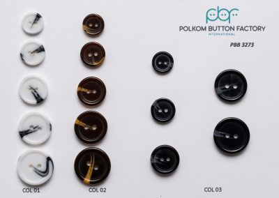 Polkom Polyester Buttons 014