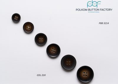 Polkom Polyester Buttons 017