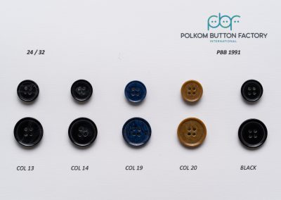 Polkom Polyester Buttons 018