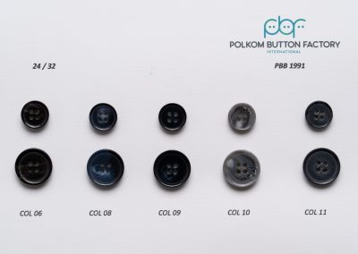 Polkom Polyester Buttons 019
