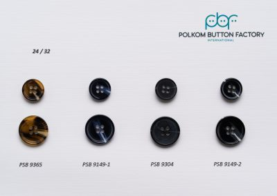 Polkom Polyester Buttons 021