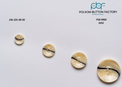 Polkom Polyester Buttons 022
