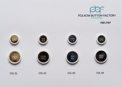 Polkom Polyester Buttons 023