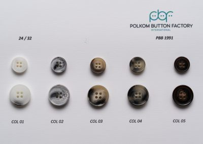 Polkom Polyester Buttons 024