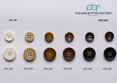 Polkom Polyester Buttons 025