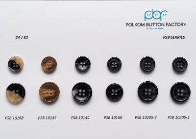 Polkom Polyester Buttons 026