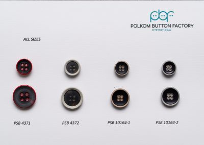 Polkom Polyester Buttons 027