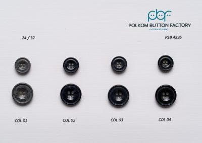 Polkom Polyester Buttons 029