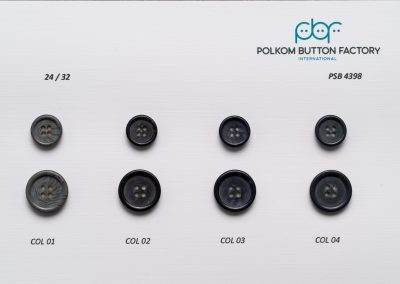 Polkom Polyester Buttons 030
