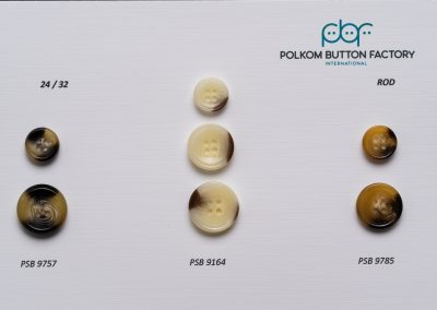 Polkom Polyester Buttons 031