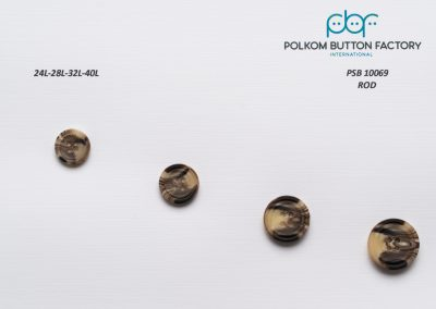 Polkom Polyester Buttons 034