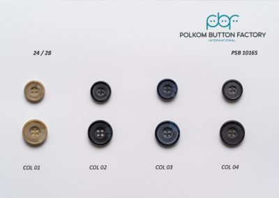 Polkom Polyester Buttons 035