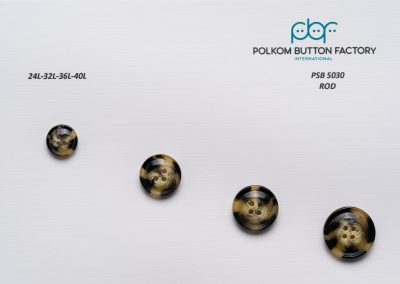 Polkom Polyester Buttons 036