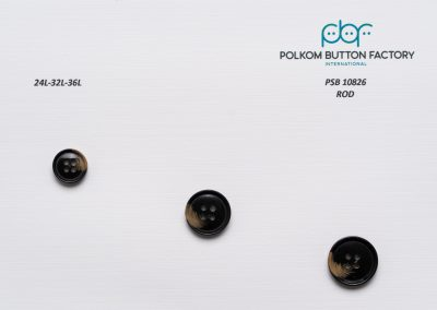 Polkom Polyester Buttons 037