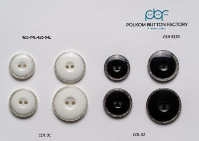 Polkom Polyester Buttons 038